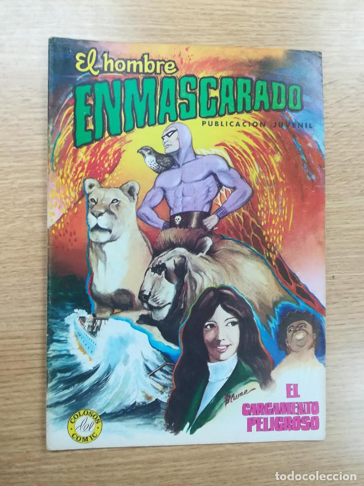 EL HOMBRE ENMASCARADO (COLOSOS DEL COMIC) #3 (Tebeos y Comics - Valenciana - Colosos del Comic)