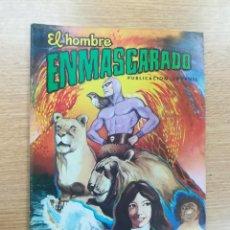 Tebeos: EL HOMBRE ENMASCARADO (COLOSOS DEL COMIC) #3. Lote 191735176