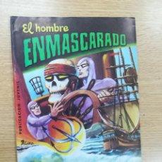 Tebeos: EL HOMBRE ENMASCARADO (COLOSOS DEL COMIC) #6. Lote 191735215