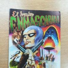 Tebeos: EL HOMBRE ENMASCARADO (COLOSOS DEL COMIC) #1. Lote 191735225