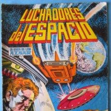 Tebeos: LUCHADORES DEL ESPACIO - LA SAGA DE AZNAR Nº 72 - VALENCIANA SELECCIÓN AVENTURERA 1978 . Lote 191793790