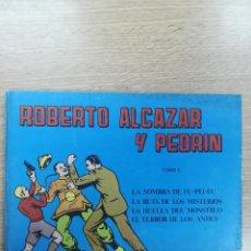Tebeos: ROBERTO ALCAZAR Y PEDRIN TOMO #5. Lote 191844588