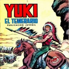 Tebeos: YUKI EL TEMERARIO-SELECCIÓN AVENTURERA- Nº 8 -LA VERDAD TRIUNFANTE-1976-GRAN F.AMORÓS-BUENO-2978. Lote 191988016