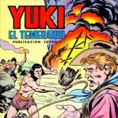 Tebeos: YUKI EL TEMERARIO-SELECCIÓN AVENTURERA- Nº 20 -HALLAZGO INESPERADO-1977-GRAN F.AMORÓS-CORRECTO-2983. Lote 191989832