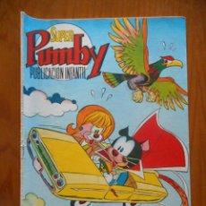 Tebeos: SUPER PUMBY Nº 40. ORIGINAL DE EDITORIAL VALENCIANA. BUEN ESTADO. Lote 191997441