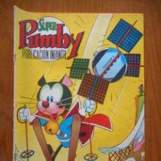 Tebeos: SUPER PUMBY Nº 41. ORIGINAL DE EDITORIAL VALENCIANA. BUEN ESTADO. Lote 191997537
