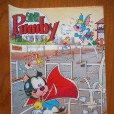 Tebeos: SUPER PUMBY Nº 42. ORIGINAL DE EDITORIAL VALENCIANA. BUEN ESTADO. Lote 191997602