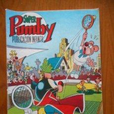 Tebeos: SUPER PUMBY Nº 43. ORIGINAL DE EDITORIAL VALENCIANA. BUEN ESTADO. Lote 191997685