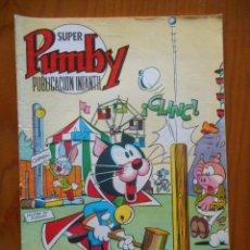 Tebeos: SUPER PUMBY Nº 47. ORIGINAL DE EDITORIAL VALENCIANA. BUEN ESTADO. Lote 191997908