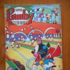 Tebeos: SUPER PUMBY Nº 48. ORIGINAL DE EDITORIAL VALENCIANA. BUEN ESTADO. Lote 191998143