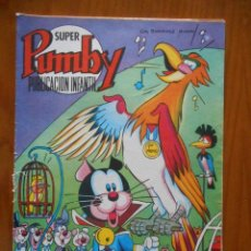 Tebeos: SUPER PUMBY Nº 52. ORIGINAL DE EDITORIAL VALENCIANA. BUEN ESTADO. Lote 191998427