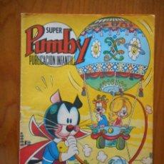 Tebeos: SUPER PUMBY Nº 59. ORIGINAL DE EDITORIAL VALENCIANA. BUEN ESTADO. Lote 191998805