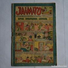 Tebeos: JAIMITO, AÑO XII, Nº 395. VALENCIANA. LITERACOMIC. C2. Lote 192147282