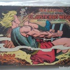 Giornalini: EL JUSTICIERO NEGRO Nº9 ORIGINAL. Lote 192184250