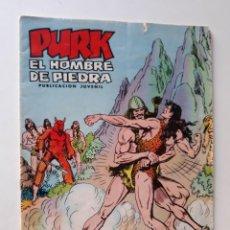 Tebeos: PURK EL HOMBRE DE PIEDRA Nº 60. Lote 192274698