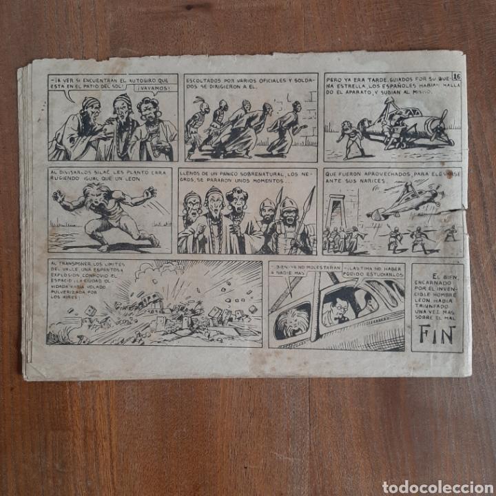 Tebeos: El Triunfo de Silac / La Valenciana año 1945 - Foto 2 - 192379190