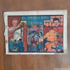 Tebeos: EL PRISIONERO DE ZENDA / EDITORIAL VALENCIANA. Lote 192481751
