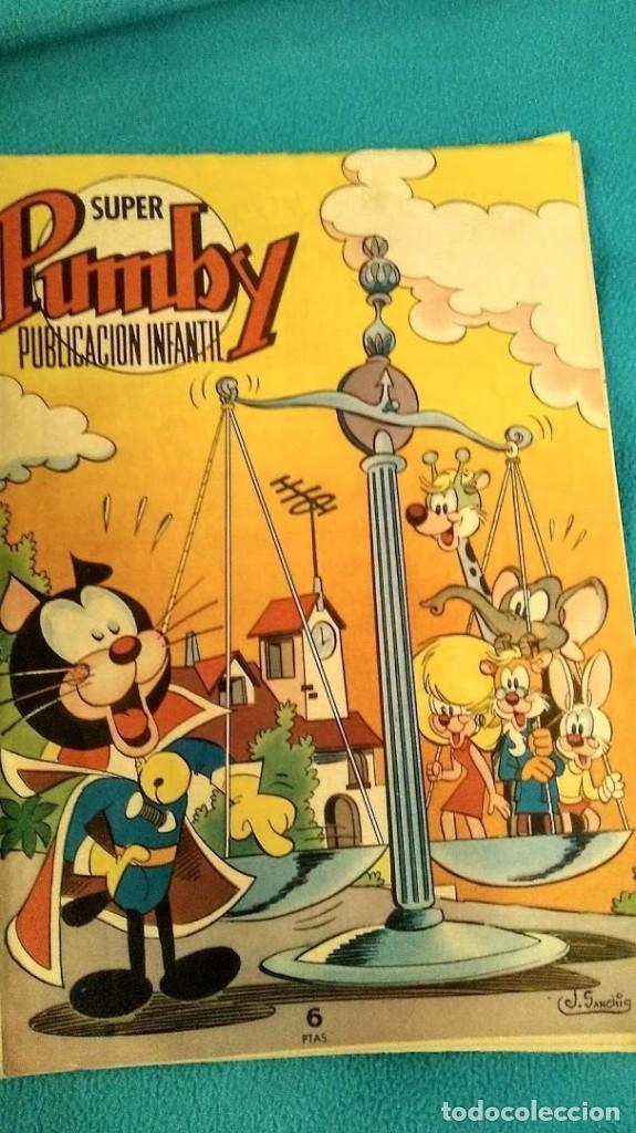 COMIC PUMBY (Tebeos y Comics - Valenciana - Pumby)