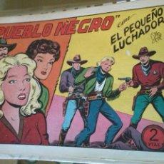 Tebeos: EL PEQUEÑO LUCHADOR 1ª -ORIGINAL - LOTE DE 10 Nº VALENCIANA. Lote 192982957