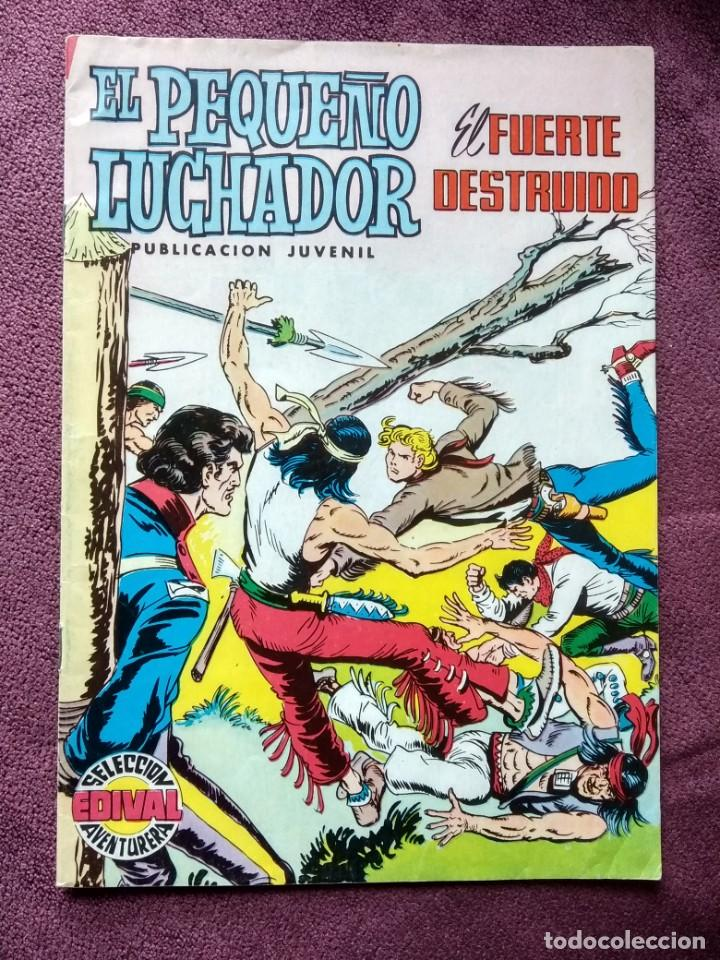 EL PEQUEÑO LUCHADOR 35 AÑO 1977 ED. VALENCIANA (Tebeos y Comics - Valenciana - Pequeño Luchador)