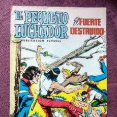 Tebeos: EL PEQUEÑO LUCHADOR 35 AÑO 1977 ED. VALENCIANA. Lote 193079405