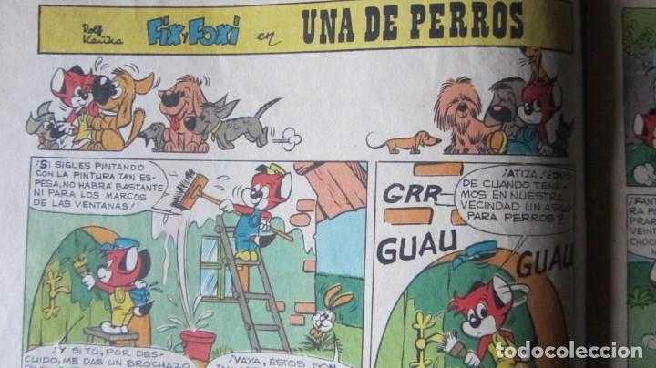Tebeos: LOTE DE 6 NUMEROS DEL TEBEO INFANTIL PUMBY - Foto 15 - 193661027