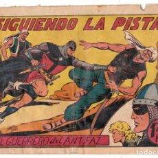 Tebeos: EL GUERRERO DEL ANTIFAZ ORIGINAL Nº 98 SIGUIENDO LA PISTA. Lote 193667567