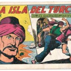 Tebeos: EL GUERRERO DEL ANTIFAZ ORIGINAL Nº 122. Lote 193667966