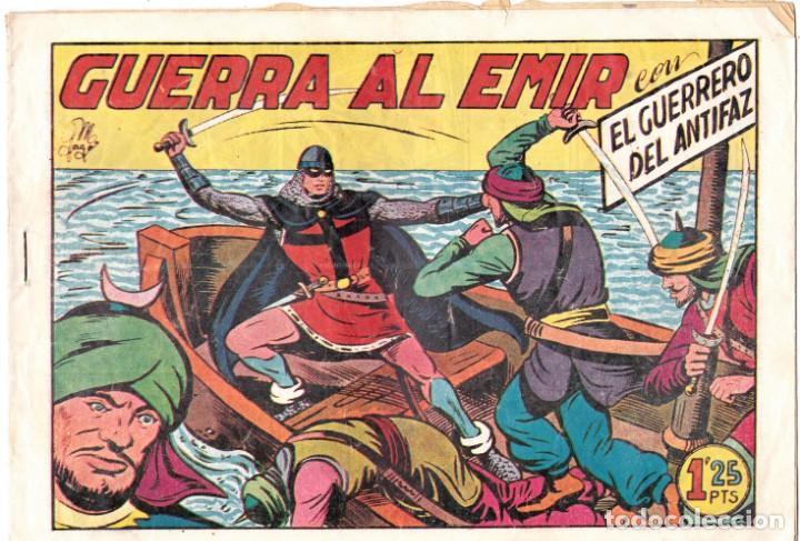 EL GUERRERO DEL ANTIFAZ ORIGINAL Nº 153 GUERRA AL EMIR (Tebeos y Comics - Valenciana - Guerrero del Antifaz)