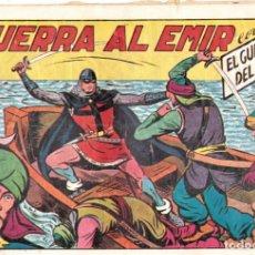 Tebeos: EL GUERRERO DEL ANTIFAZ ORIGINAL Nº 153 GUERRA AL EMIR. Lote 193668185