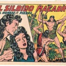 Tebeos: EL SILBIDO MACABRO CON EL HOMBRE DE PIEDRA Nº 180 (ORIGINAL). Lote 193772202