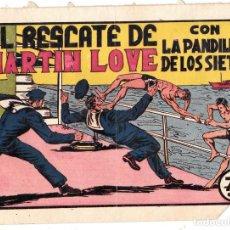 Giornalini: LA PANDILLA DE LOS SIETE. Nº 62. VALENCIANA. ORIGINAL.. Lote 193783316