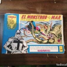 Tebeos: EL GUERRERO DEL ANTIFAZ 56 - HOMENAJE A MANUEL GAGO - VALENCIANA 1982. Lote 193785380