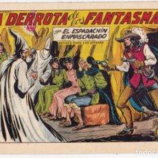 Tebeos: EL ESPADACHÍN ENMASCARADO Nº 219, EDITORIAL VALENCIANA. Lote 193796480
