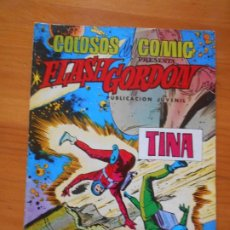 Tebeos: FLASH GORDON Nº 38 - COLOSOS DEL COMIC - VALENCIANA (IT). Lote 193831541