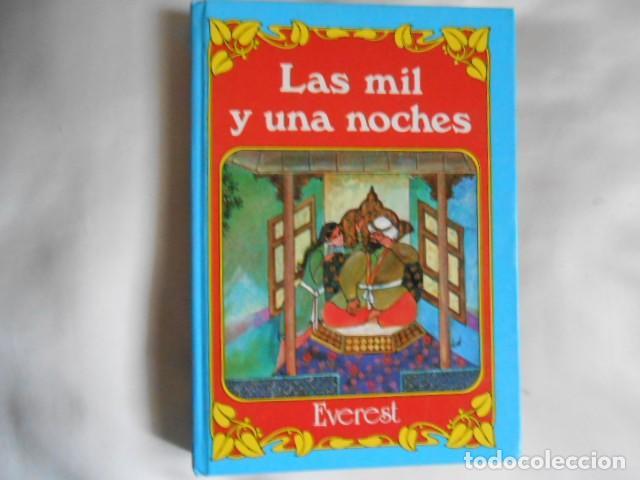 LAS MIL Y UNA NOCHES LIBRO DE LECTURA INFANTILES O JUVENILES (Tebeos y Comics - Valenciana - Otros)