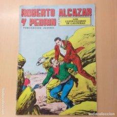 Tebeos: ROBERTO ALCAZAR Y PEDRIN - LOS EXPOLIADORES DE LAS PEÑAS. VALENCIANA. NUM 78. Lote 193940398
