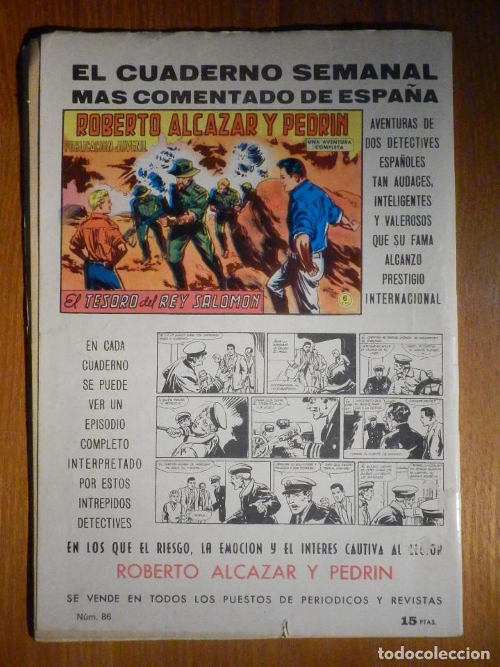Tebeos: Tebeo - Comic - Purk El hombre de Piedra - Entre enemigos - Nº 86 - Edición Edival - Foto 2 - 193976515