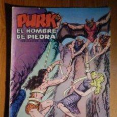 Tebeos: TEBEO - COMIC - PURK EL HOMBRE DE PIEDRA - EL IDOLO VIVIENTE - Nº 54 - EDICIÓN EDIVAL. Lote 193976553