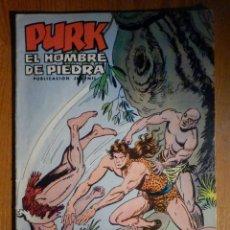 Tebeos: TEBEO - COMIC - PURK EL HOMBRE DE PIEDRA - OTRA VEZ LA HECHICERA - Nº 74 - EDICIÓN EDIVAL . Lote 193976757