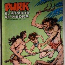 Tebeos: TEBEO - COMIC - PURK EL HOMBRE DE PIEDRA - LA VICTORIOSA DE PENSIOR - Nº 27 - EDICIÓN EDIVAL . Lote 193976902