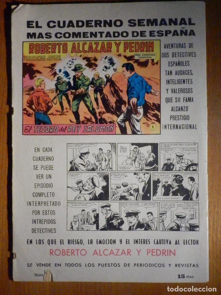 Tebeos: Tebeo - Comic - Purk El hombre de Piedra - Guerreros de Olin - Nº 88 - Edición Edival - Foto 2 - 193977252