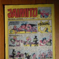 Tebeos: TEBEO JAIMITO AÑO XXXIII Nº 1490 - 1978. Lote 193977912
