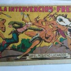 Tebeos: EL PEQUEÑO LUCHADOR - VALENCIANA -LOTE DE 10 NºS , MIRAR NºS. Lote 194004863