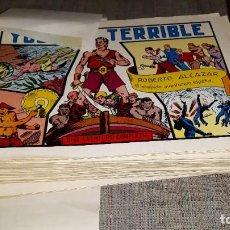 Tebeos: ROBERTO ALCÁZAR Y PEDRÍN,EDITORIAL VALENCIANA 1982,LOTE DEL 28 AL 50, BUEN ESTADO. Lote 194078798