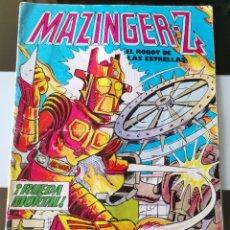 Tebeos: COMIC Nº 1 MAZINGER EL ROBOT DE LAS ESTRELLAS. Lote 194096927