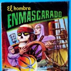 Tebeos: EL HOMBRE ENMASCARADO Nº 6 - COLOSOS DEL COMIC ''LA ISLA DE LA CUEVA SECRETA'' - VALENCIANA 1979. Lote 194117093