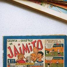Tebeos: JAIMITO Nº 61 LLUVIA DE CHISTES EDITORIAL VALENCIANA. Lote 194148066