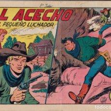Tebeos: EL PEQUEÑO LUCHADOR 1ª EDICION Nº 193 (ORIGINAL). Lote 194175501