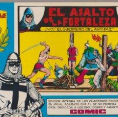 Tebeos: EL GUERRERO DEL ANTIFAZ -- Nº 2 INCLUYE LOS Nº 7 AL 10. Lote 194199455